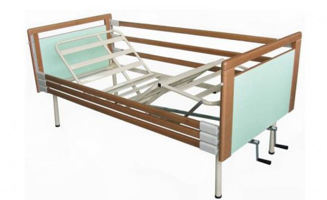 91.11 Orthopedic Bed 2 Cranks