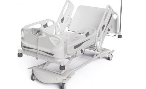 Hospital Bed 90.1572 ETR-CPR-A